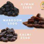 Best Mabroom ajwa kalmi dates in pakistan 2021