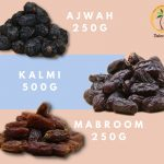 Best Ajwa, Kalmi, Mabroom Dates
