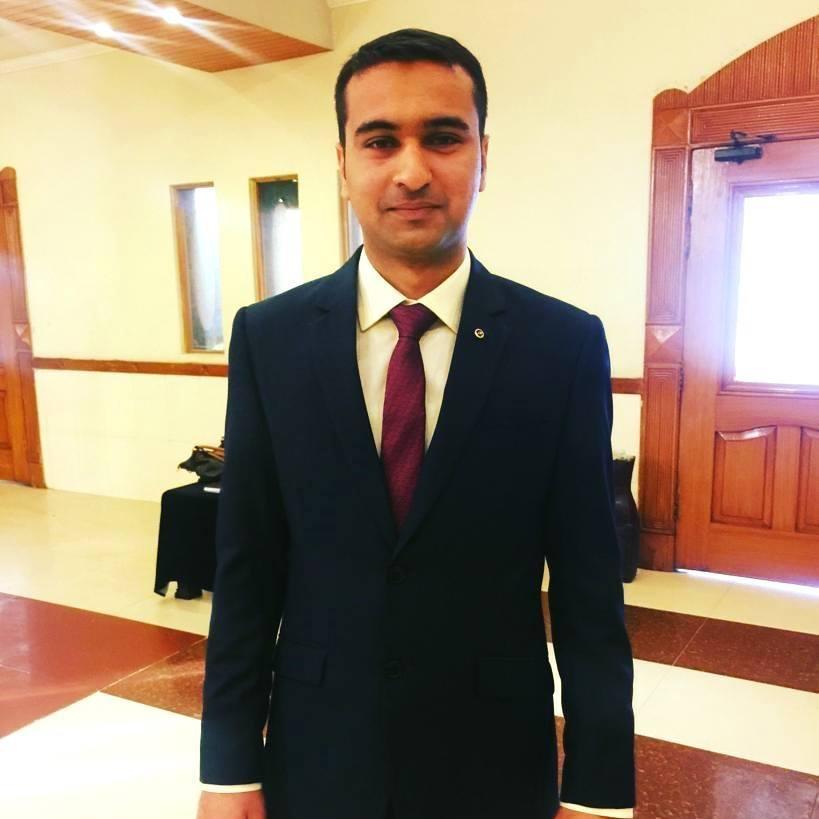 Syed Asad Naqvi